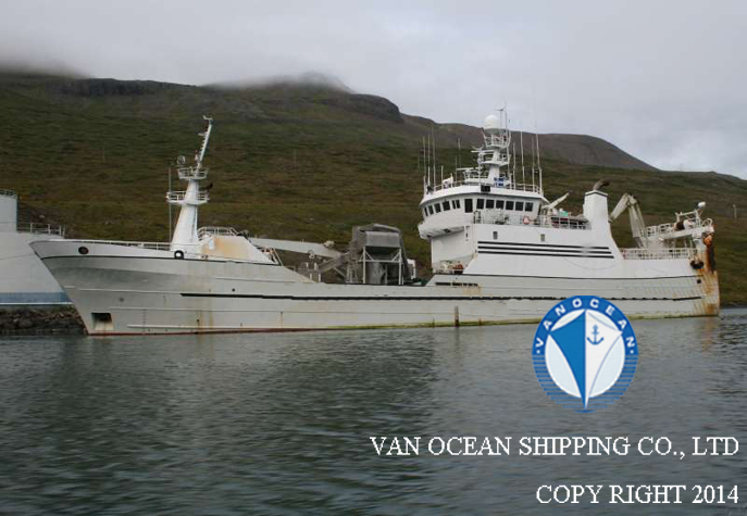 远洋渔船买卖